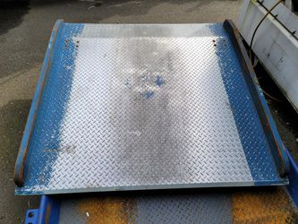 Forklift Dock Plate for Sale in Tacoma,  WA