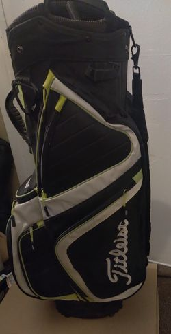 Titleist Golf Cart Bag W/14-way Divider for Sale in Phoenix,  AZ