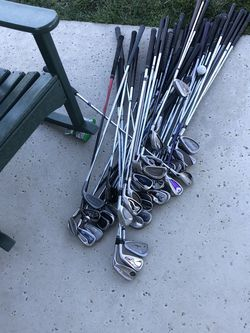Golf Clubs Miscellaneous for Sale in Temecula,  CA