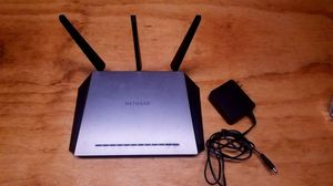 NETGEAR Nighthawk Smart WiFi Router (R7000) - AC1900 for Sale in Norfolk, VA