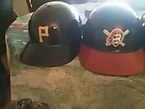 Pittsburg pirates helmets for Sale in Columbus, OH