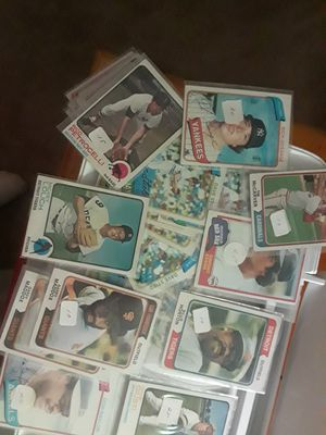Baseball football basketball cards for Sale in Plantation, FL