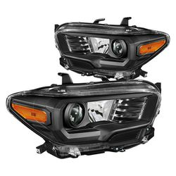 2016-2021 Toyota Tacoma Black Factory Style Projector Headlights for Sale in Fullerton,  CA