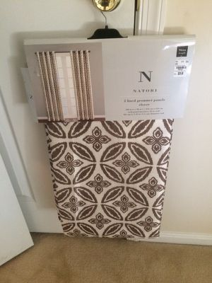 Beautiful 2 panel curtains for Sale in Manassas, VA