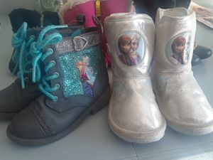 Girl shoes & Boots size 8-9 (((Best offer))) for Sale in Fort Washington, MD