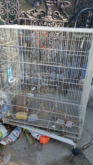 Bird cage $40 for Sale in Rialto, CA