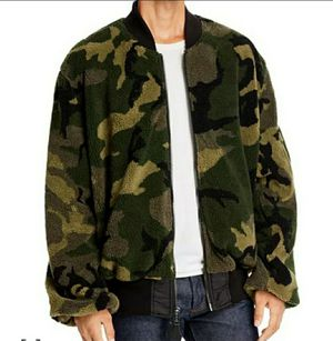 Alpha Industries men's sherpa flight jacket for Sale in Silver Spring, MD