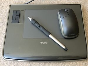 Wacom Intuos3 Graphics Tablet Set for Sale for sale  Chula Vista, CA