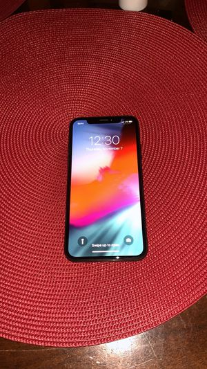Iphone X for Sale in Austin, TX