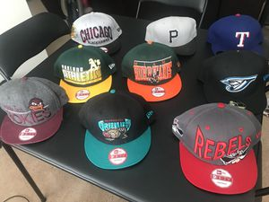 Fitted/Snap Back Hats for Sale in Bristow, VA
