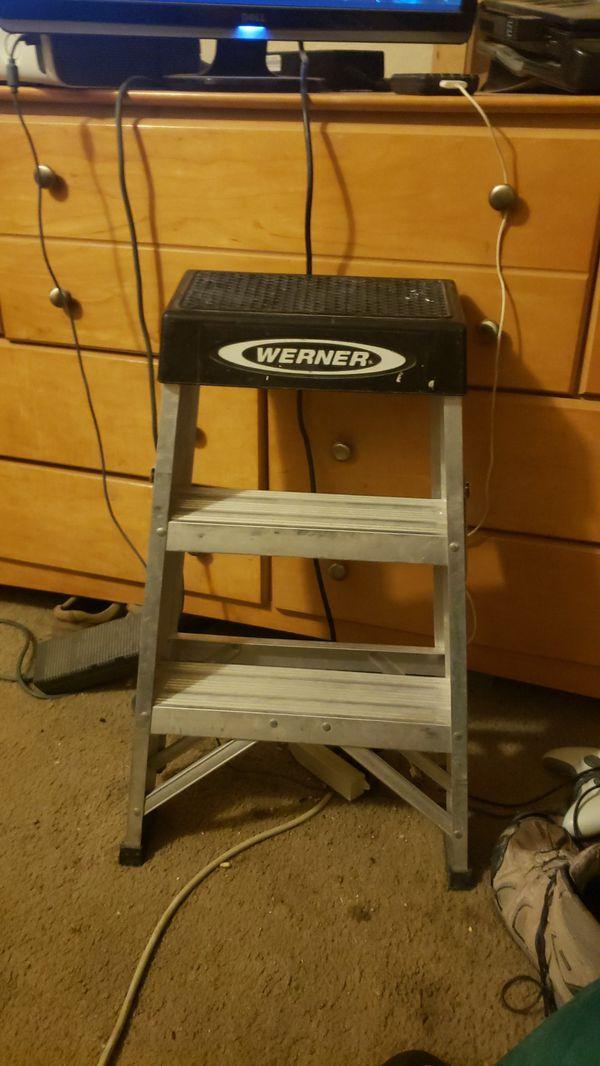 """Werner 26"""" ladder"""