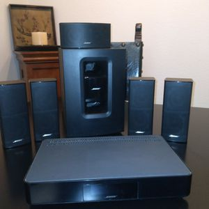 Bose 520 Cinemate Home Theater System for Sale in San Diego, CA