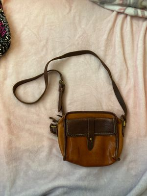 Genuine leather crossbody for Sale in Cleveland, OH