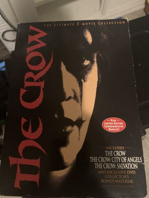 The crow box set for Sale in Bethlehem, PA