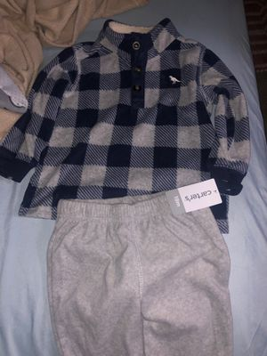 2 piece set Baby boy Sweater and Sweats for Sale in Placentia, CA