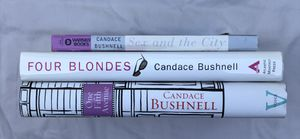 Sex and the City Author Candace Bushnell Books for Sale in Palos Park, IL