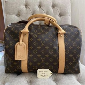 Louis Vuitton carryall bag for Sale in Los Angeles, CA