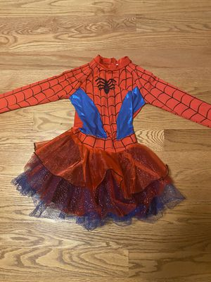 Girls spider girl costume for Sale in Lockport, IL