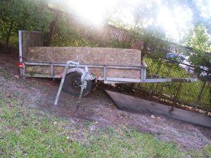 Vendo traila para la construccion o landscaping for Sale in Pasadena, TX