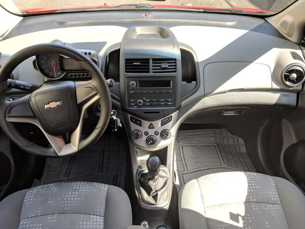 2012 Chevy Sonic - Clean Title