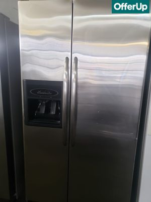 🚚💨Ice and Water Whirlpool Refrigerator Fridge Works Perfect #1191🚚💨 for Sale in Ontario, CA