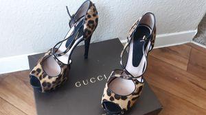 Gucci Leopard Heels for Sale in Las Vegas, NV