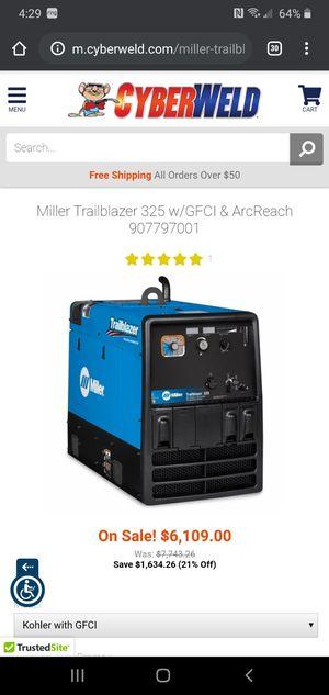Miller Trailblazer® 325 Welder for Sale in Alafaya, FL