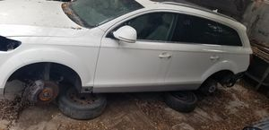Audi Q7 Parts for Sale in Dallas, TX