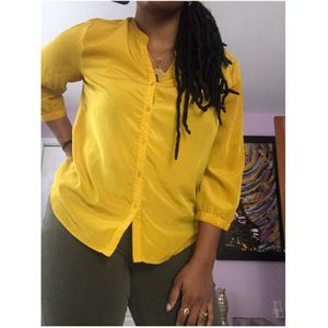 Yellow Blouse for Sale in Atlanta, GA