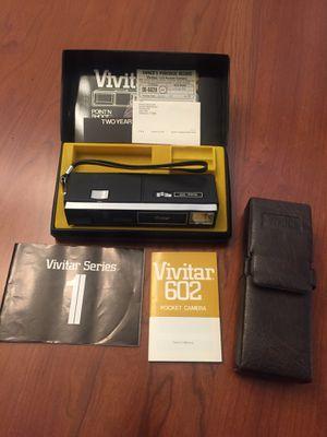 Vivitar 602 Pocket Camera for Sale in Glendale, CA