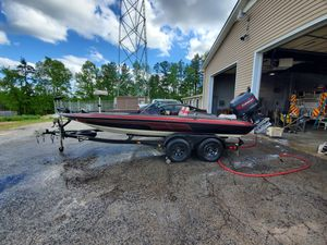 1998 Javelin 400SD bass boat for Sale in Douglasville, GA