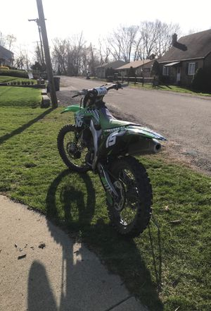 2012 KX 250F for Sale in Pittsburgh, PA