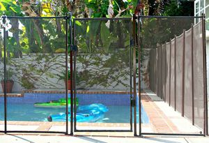 Pool fence gate 4'x50' for Sale in Los Angeles, CA