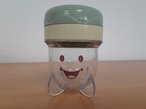 Baby Bullet Food Storage Replacement Jar with Lid Container Date Dial NICE for Sale in Lake Elsinore, CA