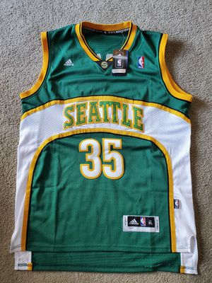 Seattle SuperSonics Kevin Durant #35 Jersey XL for Sale in Puyallup, WA