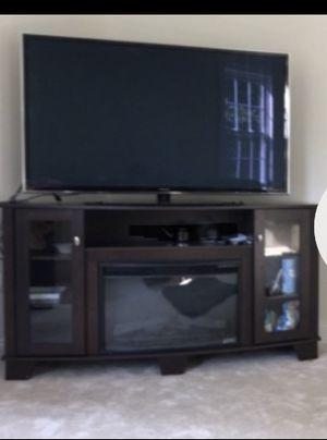 """55 Smart TV Panasonic flat screen, Working very good for Sale in Fairfax, VA"