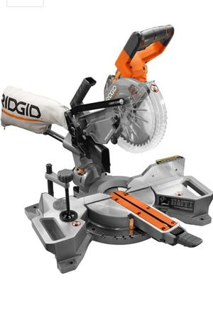Ridgid 18v mites saw for Sale in Brentwood, CA