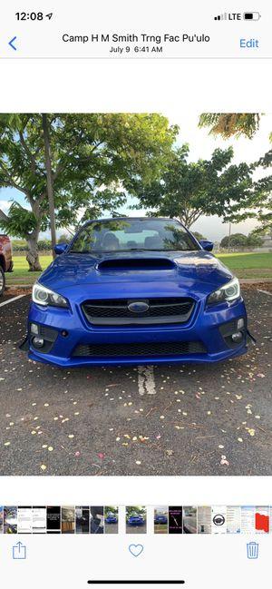 2015 Subaru Wrx for Sale in Kailua, HI
