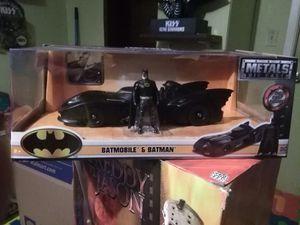 Batmobile and batman for Sale in Melville, LA