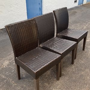 Chairs Outdoor for Sale in Hollywood, FL