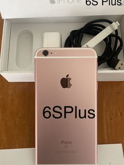 T-Mobile iPhone 6S plus 64GB (Locked To T-Mobile) for Sale in Glendale,  AZ