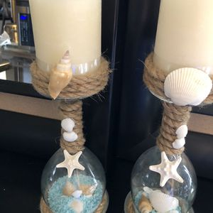 Candle Holders Beach Theme for Sale in Fort Lauderdale, FL