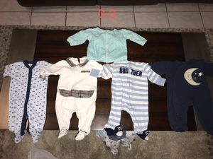 0-3 month clothing for Sale in San Antonio, TX
