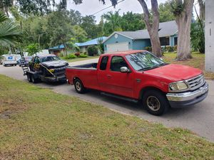 truck trailer and racecar for Sale in Bradenton, FL