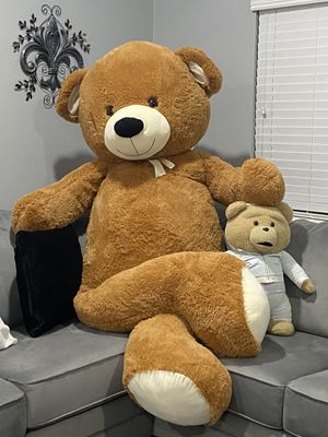Teddy bear -larger than a human for Sale in Houston, TX