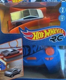 Tesla Cybertruck Mattel Hot Wheels 1:64 RC Cybertruck Elon Musk for Sale in Norcross,  GA