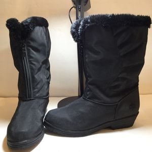 Totes Faux Fur Lines Rain Boots NWOB for Sale in Peabody, MA