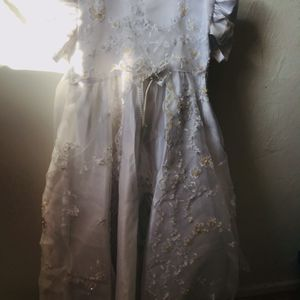First communion/ Baptism Dress size 4 for Sale in San Diego, CA