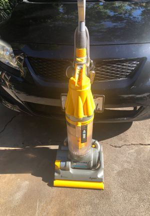 dyson vacuum cleaner works good very clean with attachments for Sale in Stockton, CA