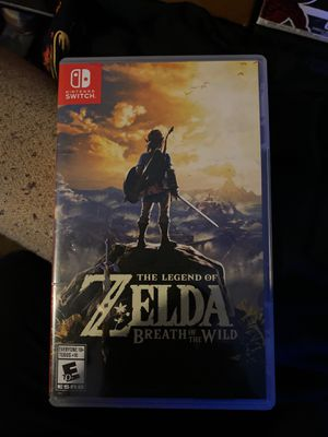Breath of the wild for Sale in Buena Park, CA